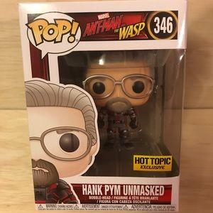 Hank pym funko pop
